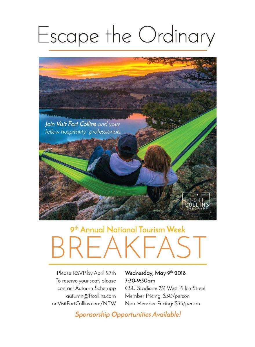 Luncheon invite brochure
