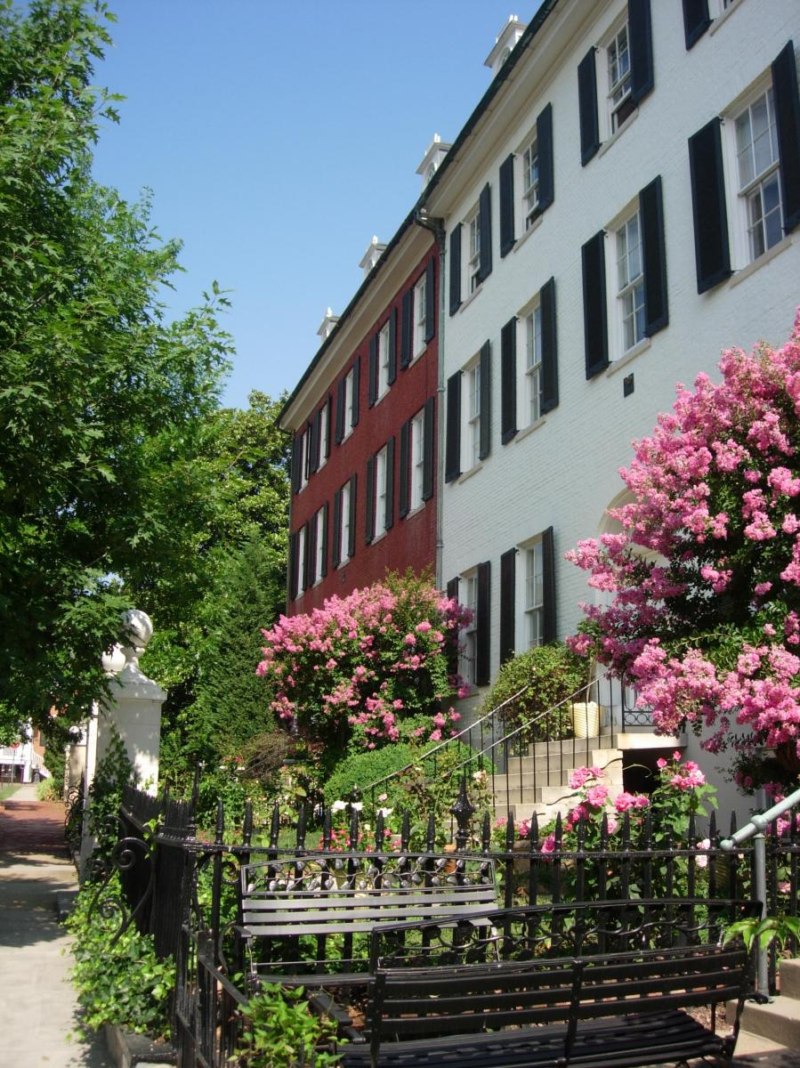 Downtown Frederick Record Street
