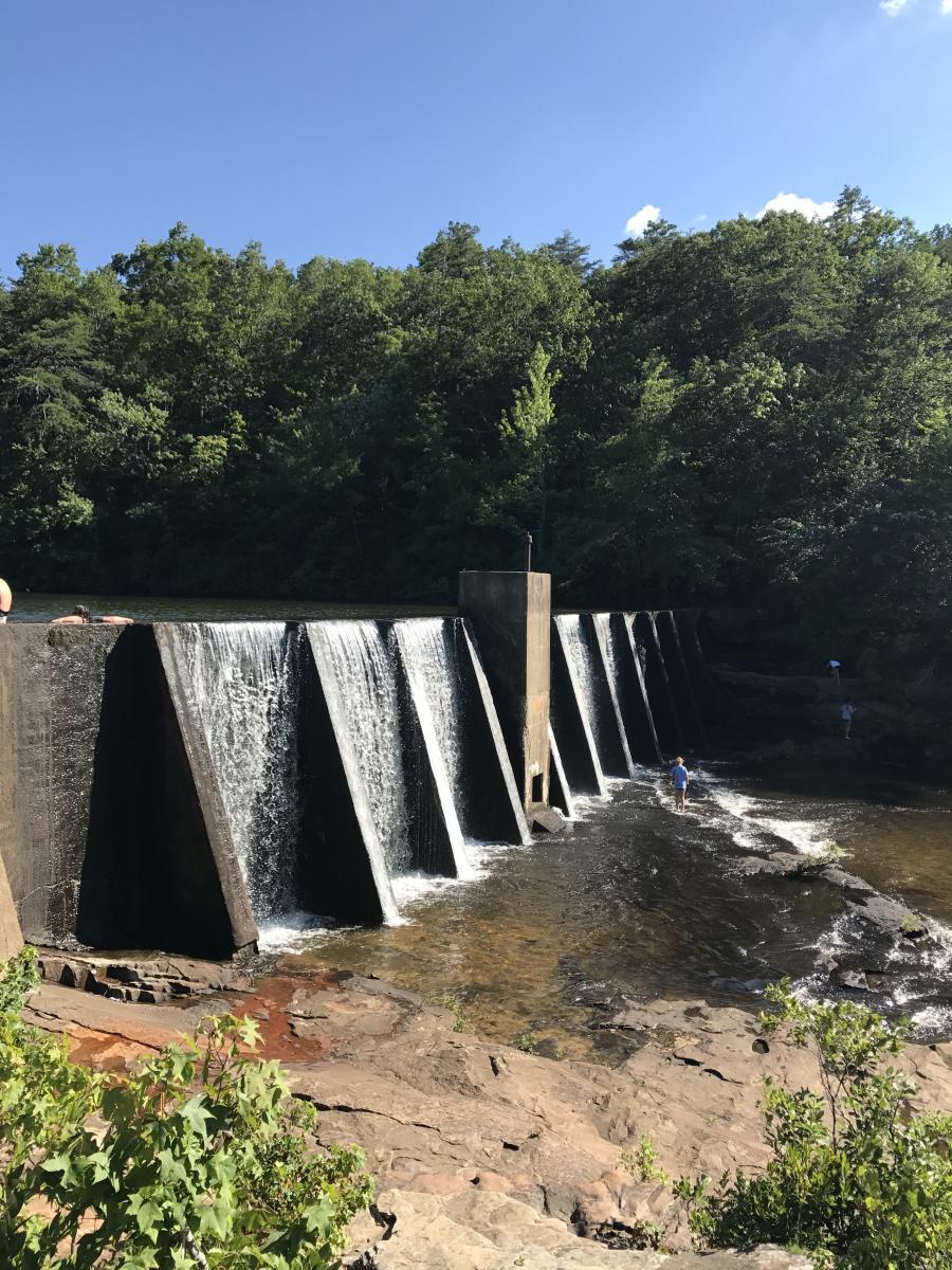 Carley's Adventures: DeSoto Falls