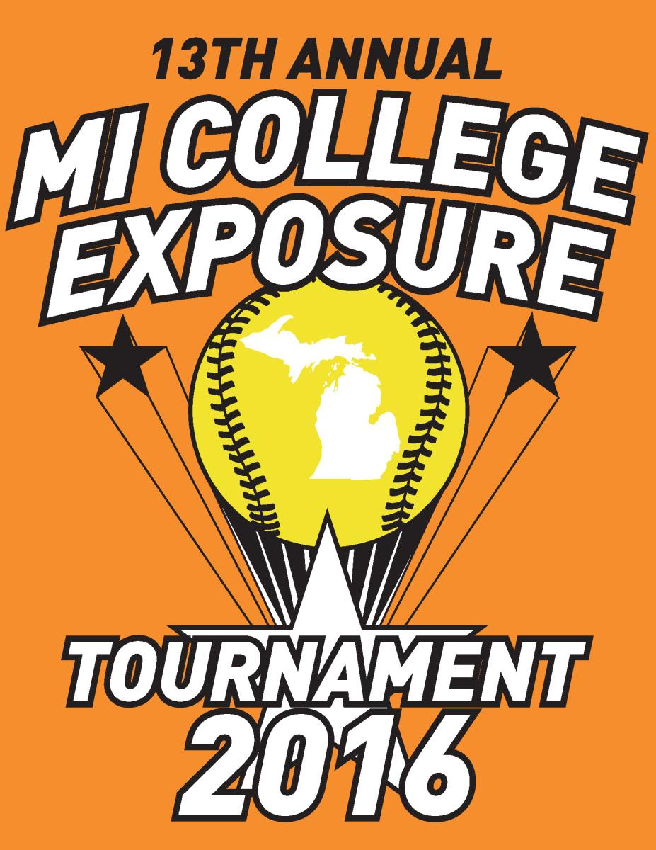 MI College Exposure Tournament LOGO