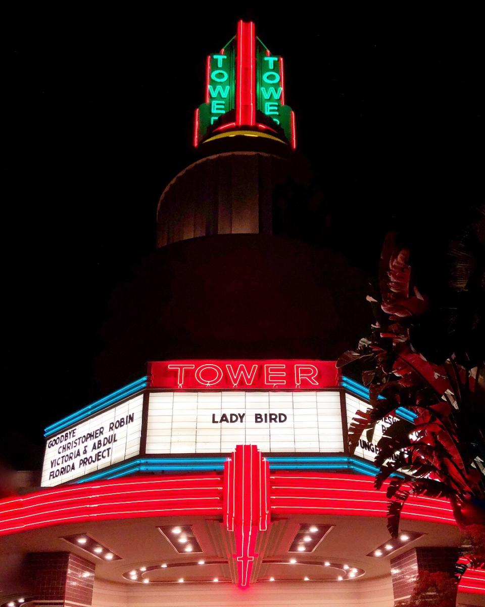 Lady Bird Tower Theater
