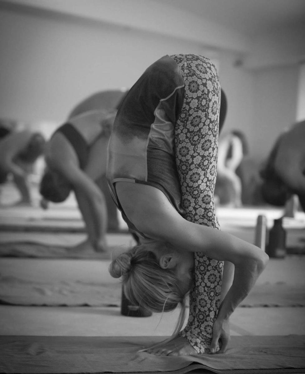 Photo from Huntington Beach Bikram Yoga Facebook