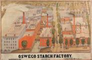"Oswego County Historian Justin White presents ""The Oswego Starch Factory and the Kingsford Family,"" an exploration of a leading employer and prominent family in Oswego."