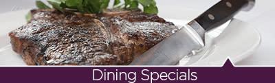 Dining Specials