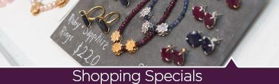 Shopping Specials