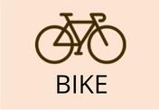 Buffalo Bayou Bike Rental Button