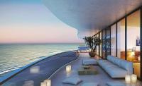 HYDE Resort & Residenses room balcony overlooking the ocean