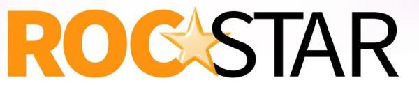 Roc star logo