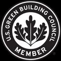 US Green Building Council Member - Logo
