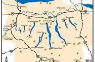 Explore Ontario County - Hiking and Biking Maps