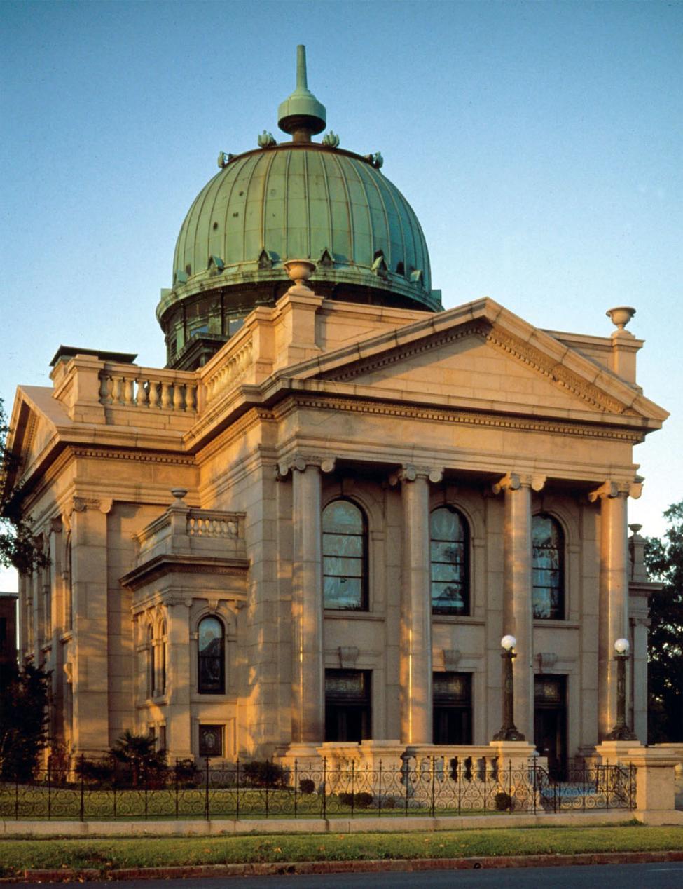 First Presbyterian Exterior