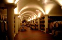 King Estate Barrel Room
