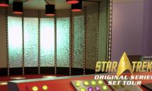 Star Trek Set Tour