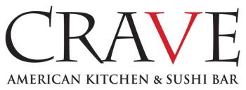 CRAVE restaurant logo