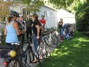 Edible Bike Crawl