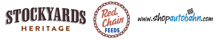 Stockyards Heritage, Red Chain Feeds, www.shopautobahn.com Banner