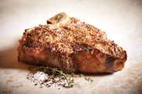 Ribeye Steak from Pappa Bros. Steakhouse in Houston