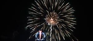 Red Stick Revelry Fireworks