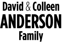 David & Colleen Anderson Family logo