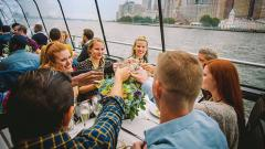 Bateaux Bottomless Mimosa Brunch Cruises
