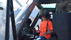 """""""Reach For the Sky"""" Fall Aviation Programs for Kids"""