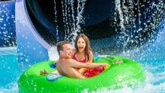 Long Island Rail Road Getaway-Splish Splash