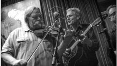 Dave Ruch & Canal Street String Band