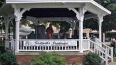 23rd Annual Red, White & Blues Festival