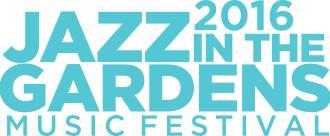 Jazz in the Gardens logo