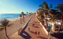 Boardwalk at Hollywood, FL