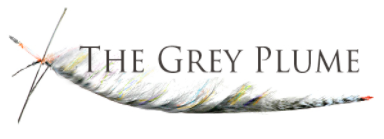 The Grey Plume logo