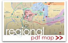 Regional PDF Map