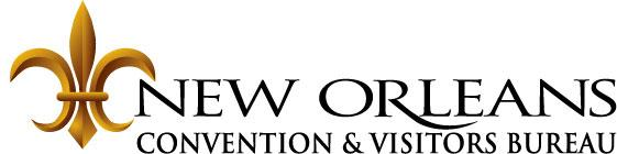 New Orleans CVB Logo Horizontal