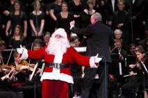 Symphony Santa