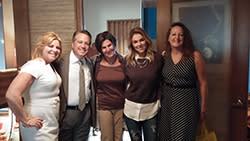 Graceland Season 2 Set Visit