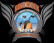 Bike Week 2019 Logo