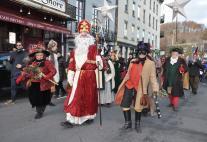 Sinterklaas is coming to town Nov. 30