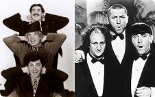 Ring in the New Year with The Marx Brothers and Three Stooges
