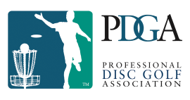 PDGA Disc Golf logo