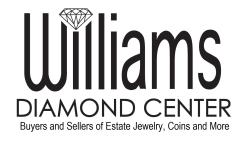 Williams Diamond Center logo