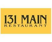 131 Main Restaurant Logo
