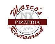 Marcos Pizzeria logo