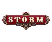 Storm Rhum bar logo