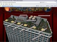 The Web site for 230 Fifth Restaurant offers a virtual tour of the rooftop bar, the largest in Manhattan.