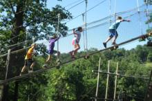 Roundtop Ropes Course