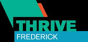 Thrive Frederick Logo