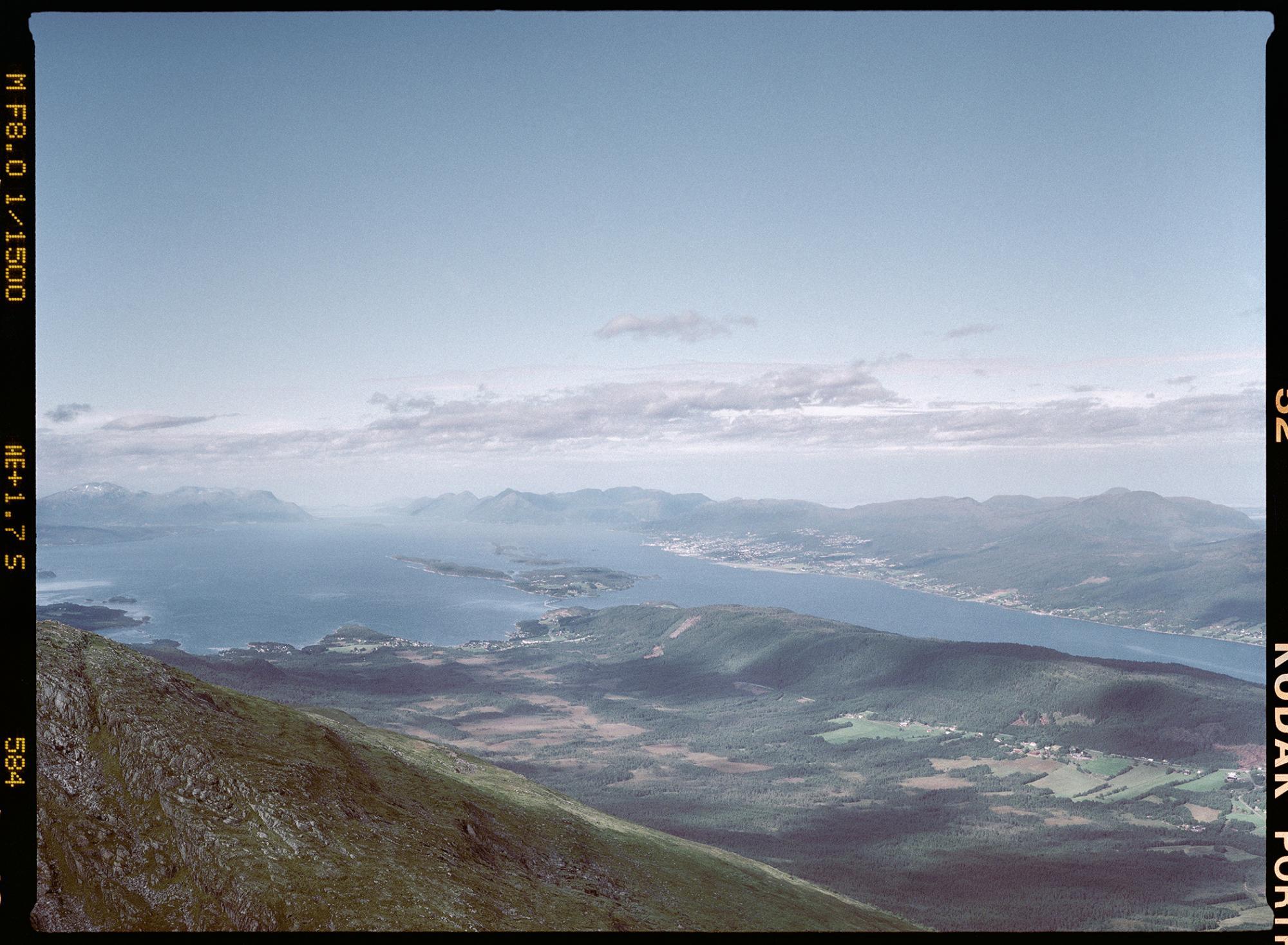 Skåla og synet av Molde