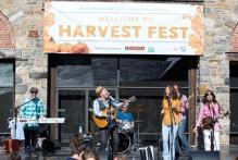 Live music featuring Brady Rymer and the Little Band That Could will be part of this year's Harvest Fest