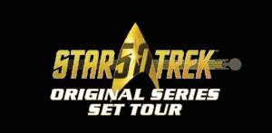 Star Trek Set Tour
