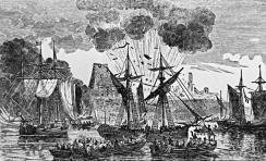 1758 Battle_of_Fort_Frontenac